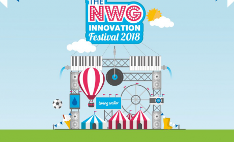 We are heading to Northumbrian Water Innovation Festival!