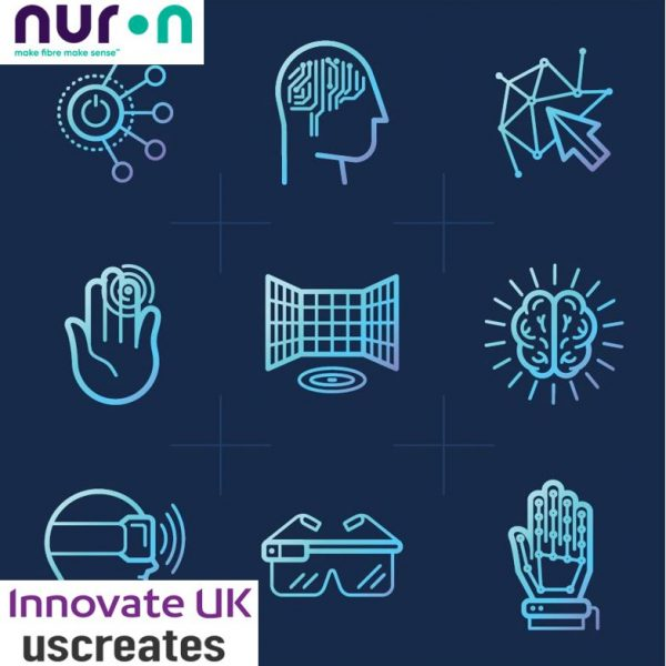 nuron awarded grant to develop a game changing UX for sewer nervous system