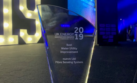 We won at the UK Energy Innovation Awards 2019!