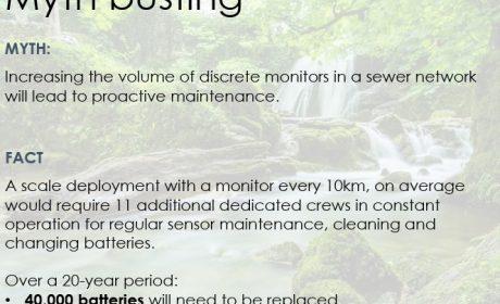 Myth busting more sensors means more reactive maintenance